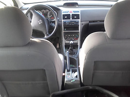 Peugeot 307 I Daug 307 2003 m. dalys
