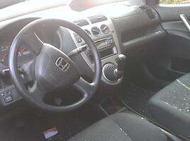 Honda Civic VII europa 2005 m dalys