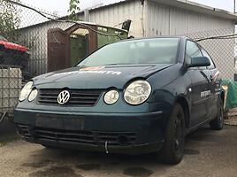 Volkswagen Polo IV  Хэтчбек