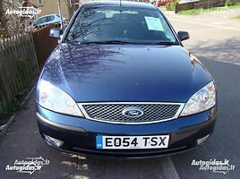 Ford Mondeo MK3 2004 m. dalys