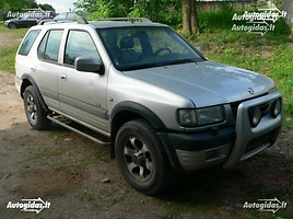 Opel Frontera B  Visureigis