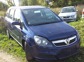 Opel Zafira B direct Visureigis