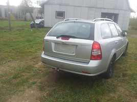 Chevrolet Nubira 2,0 16V engine Z20S1 2008 г. запчясти