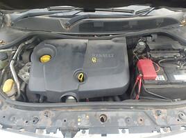 Renault Megane II 2007 m dalys