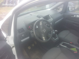 Opel Zafira B 2006 m. dalys