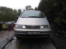 Volkswagen Sharan I 1.9 geras 7vetos Vienatūris 1998