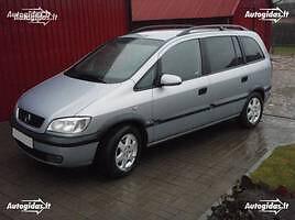 Opel Zafira A  Van