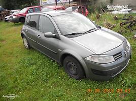 Renault Megane II  Hečbekas