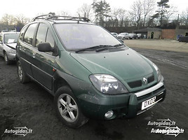 Renault Scenic RX4   SUV