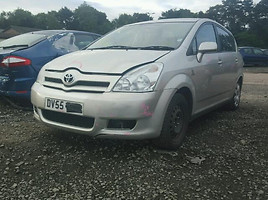 Toyota Corolla Verso   Vienatūris