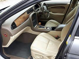 Jaguar S-Type, 2006г.