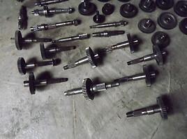 Motoroleris/Mopedas Qingqi QM 125T- 10V 2008 m. dalys