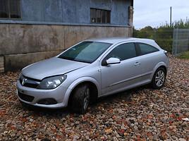 Opel Astra II 2006 m. dalys