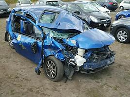 Toyota Yaris III 2014 г. запчясти