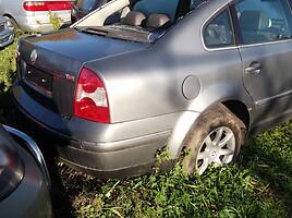 Volkswagen Passat B5 FL 96kw ODINIS SALONAS 2002 y. parts