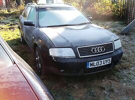 Audi A6 C5 BES Quatro Universalas