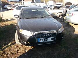 Audi A4 B7 BRE ODINIS SALONAS  Sedanas 2005