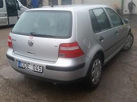 Volkswagen Golf IV Taškinės dujos, 2002m.