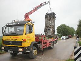 Techninė pagalba kelyje, traliuko paslaugos