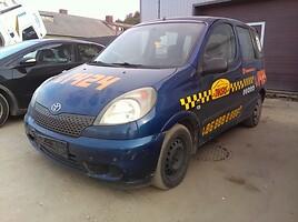 Toyota Yaris Verso 2002 m. dalys