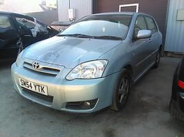 Toyota Corolla SERIA E12 2005 m. dalys