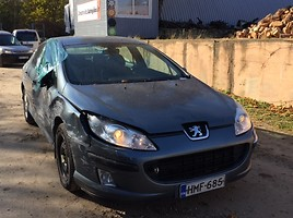 Peugeot 407  2.0HDI 100kW Седан