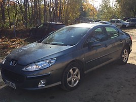 Peugeot 407 2.0HDI 100kW 2006 y parts