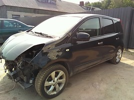 Nissan Note I