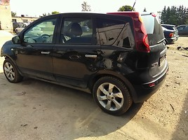 Nissan Note I, 2011г.