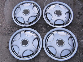 Audi R14 steel stamped rims