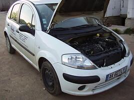 Citroen C3 I Hečbekas 2003