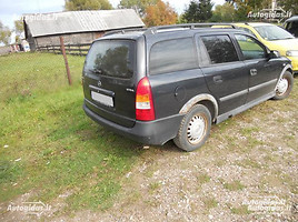 Opel Astra I 1998 m. dalys