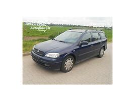 Opel Astra I 2002 m. dalys