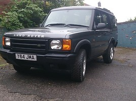 Land-Rover Discovery II TD5