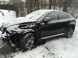 BMW X6 E71 M50D