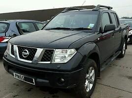Nissan Navara, 2005г.