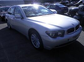 BMW 730 E65/66  Sedanas