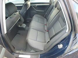 Audi A4 B7 2005 m. dalys