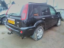 Nissan X-Trail I 2005 m. dalys