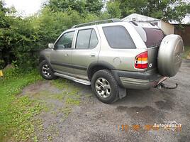 Opel Frontera B Visureigis 2001
