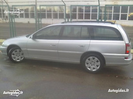 Opel Astra I Universalas 2001
