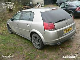 Opel Signum 2003 m. dalys