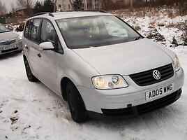 Volkswagen Touran I BRU Vienatūris 2005