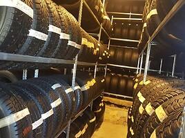 Nokian Hakkapeliitta CR R17 žieminės padangos sunkvežimiams ir autobusams