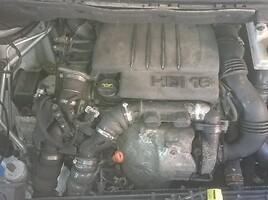 Peugeot Partner II (2008- ) 2009 m. dalys