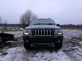 Jeep Grand Cherokee II, 2004m.