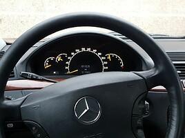 Mercedes-Benz S 320 W220 1999 y. parts