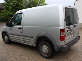 Ford Transit Connect I 2006 m. dalys