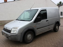 Ford Transit Connect I  Commercial auto (with box)
