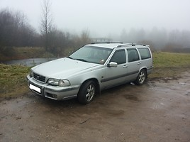 Volvo XC 70  CROSS COUNTRY Universalas